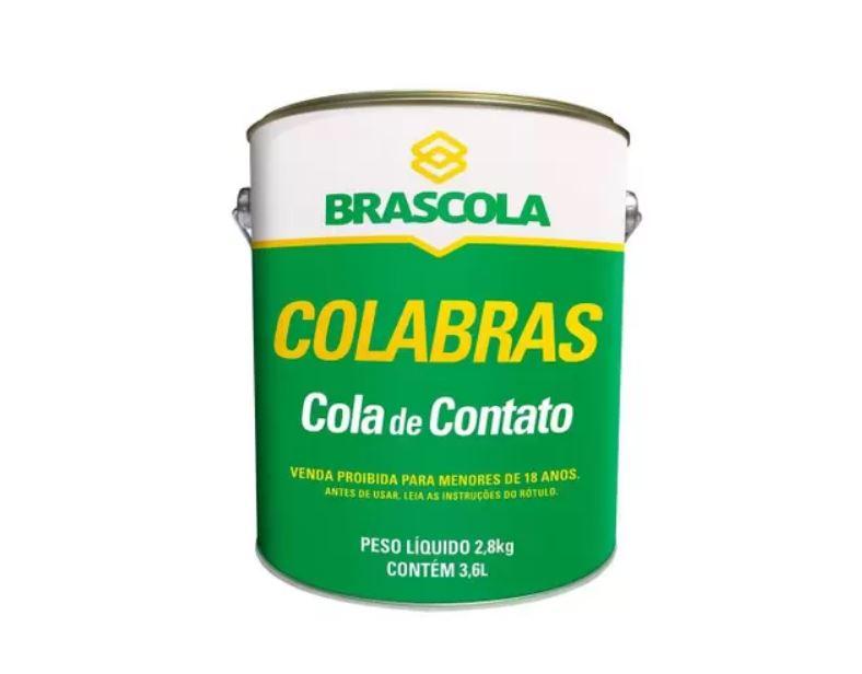 Cola Contato Colabras Brascola 2,8kg
