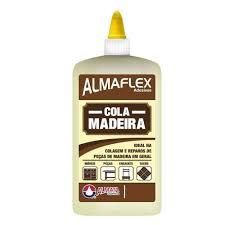 Cola Madeira Adesivo Almaflex 250g