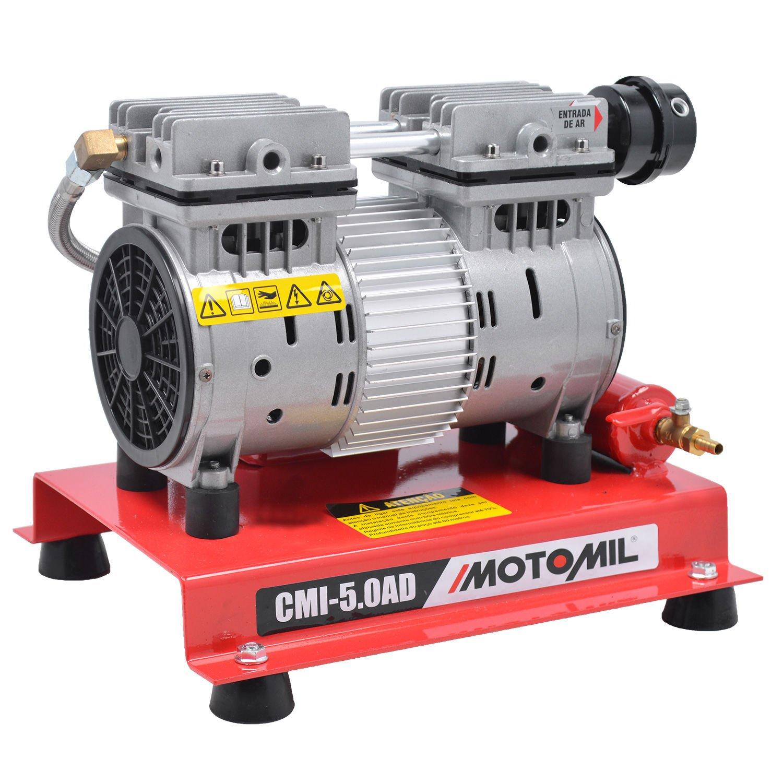 Compressor Ar Direto 1,0 HP Poço Artesiano  Silencioso CMI-5 AD - Motomil