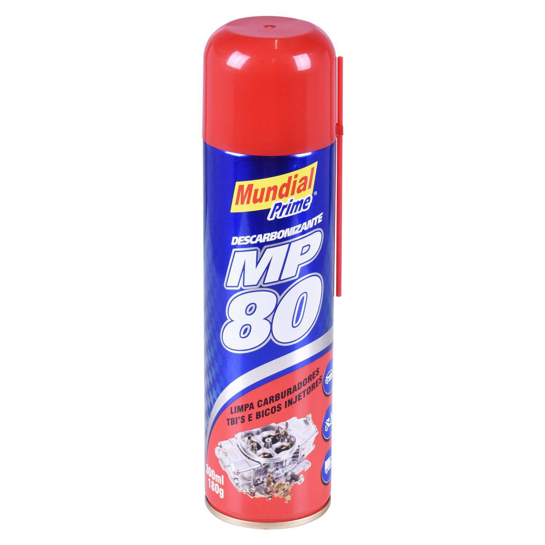 Descarbonizante Mp80 Spray 300 ML Mundial Prime