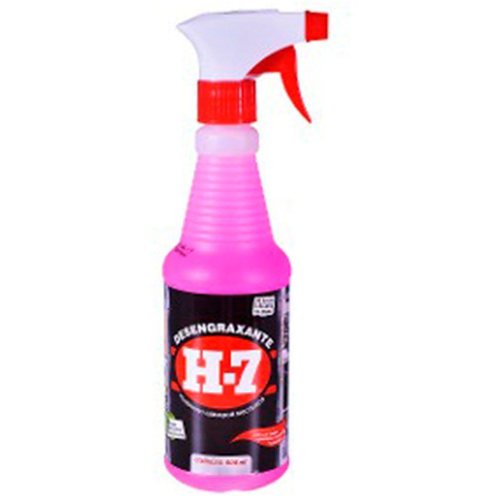 Desengraxante Multiuso Spray 500ml H-7