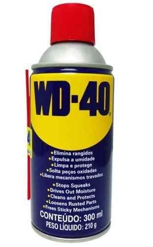 Desengripante 300 ML - 210 GR - WD-40