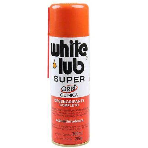 Desengripante Spray White Lub Super 300ml