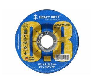 Disco de Corte Fast Inox  04 1/2 X 1/32 X 7/8 - INOX Heavy Duty