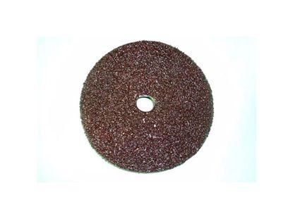 Disco de Lixa 07 grão 060 para pedra