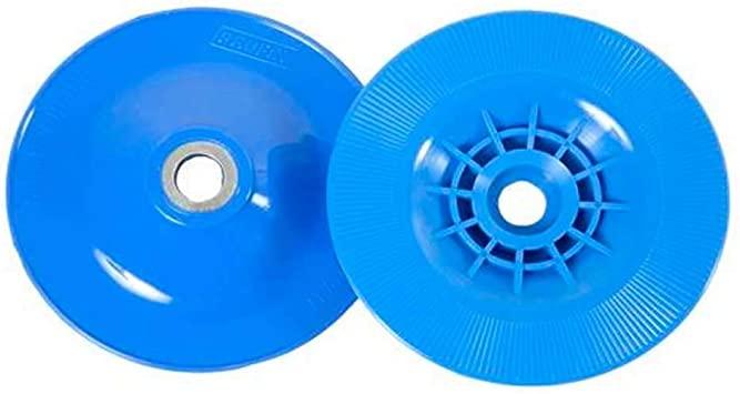 Disco Suporte de Lixa Azul Semi Rígido 7 -  1 unidade