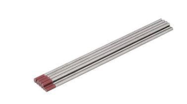Eletrodo Tungstênio vermelho com tório 2,4 mm