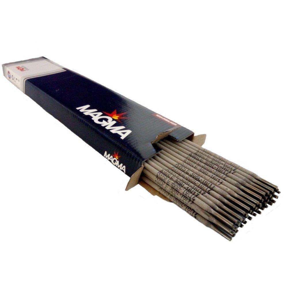 Eletrodo Inox 2,50mm revestido E308 1 kg - Magma