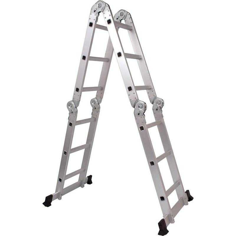 Escada 04 X 03 Ferro Dobravel