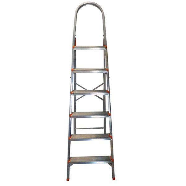 Escada 06D Aluminio Domestica