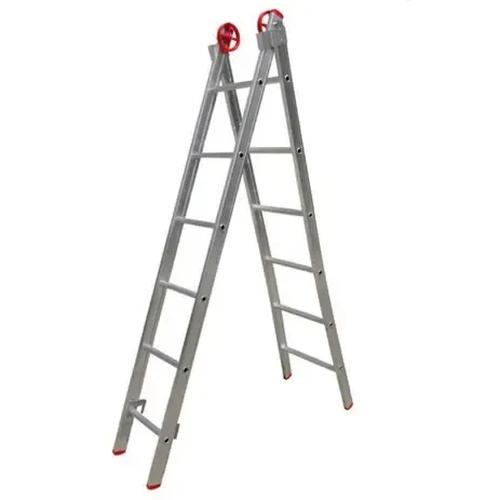 Escada de Alumínio Extensiva 6 Degraus - Ágata
