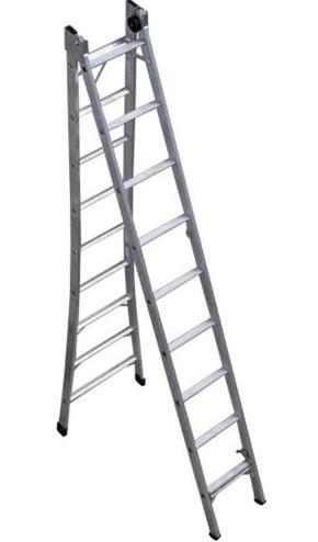 Escada Extensiva 9 Degraus Metalon