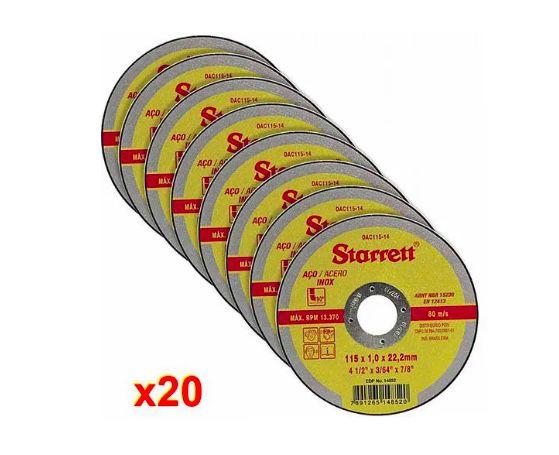 Esmerilhadeira Angular 04 1/2 Pol. 800 W127 V - DWE4020-BR - DEWALT + 20 Discos de Corte BRINDE