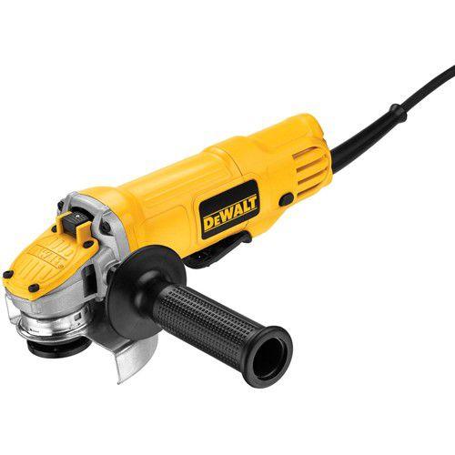 Esmerilhadeira Angular 04 1/2 Pol. 900 W 110 V DWE4120-BR - Dewalt