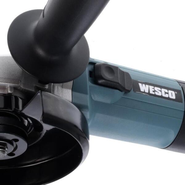 Esmerilhadeira angular 750W 127V 115mm 4.1/2 Wesco WS4740U