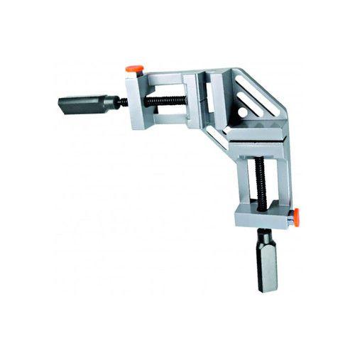 Esquadro para solda de alumínio 65 mm com ajuste rápido
