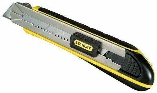 Estilete largo de 25 mm com 4 lâminas - FATMAX