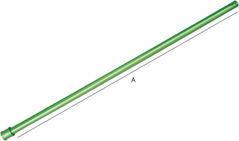Extensor para Perfurador de Solo 1 MT - CINFER
