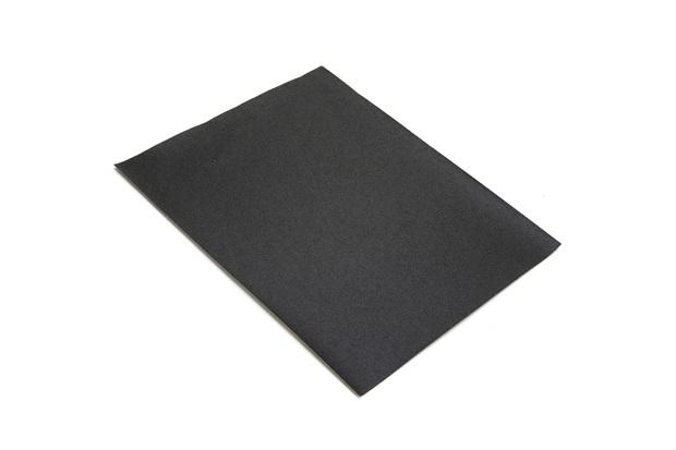 Folha De Lixa Ferro G-80 225 x 275mm 1 UNIDADE