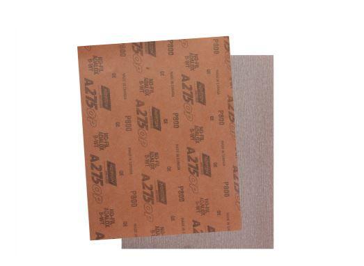 Folha Lixa Norton Seca A-275 Grão 800