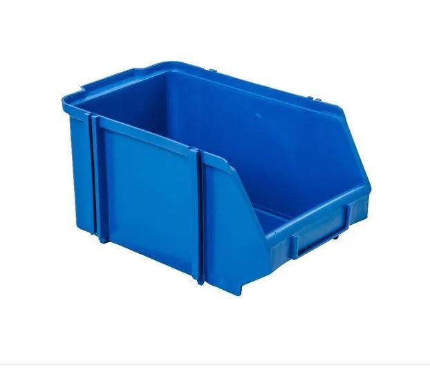 Gaveta Plástica Bin N5 Caixa Organizadora Azul