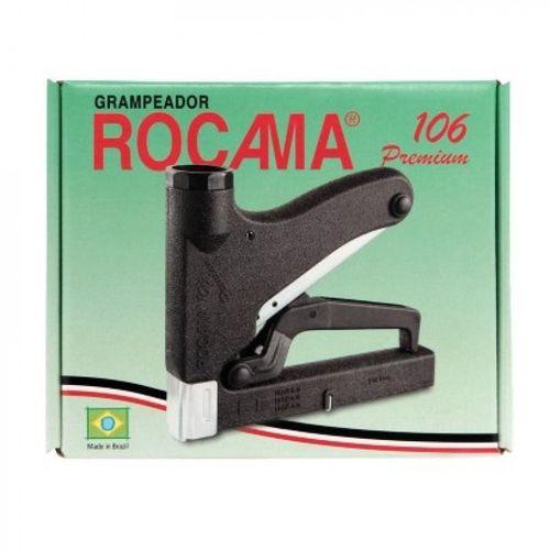 Grampeador Manual Premiun 106 - ROCAMA