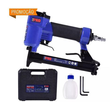 Grampeador Pneumático de 6 à 16 MM PRO-600
