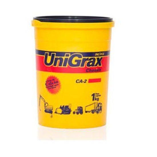 Graxa Amarela 1 Kg Unigrax - INGRAX GRAXAS E LUBRIFICANTES