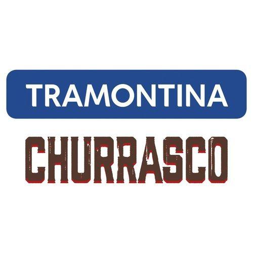 Kit Churrasco Inox 4pc Plenus Mar Tramontina Marron