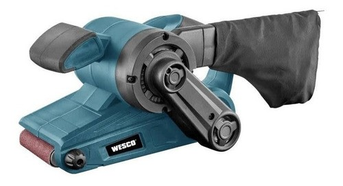 Lixadeira Cinta Eletrica Manual Wesco 920w Ws4366U 127V