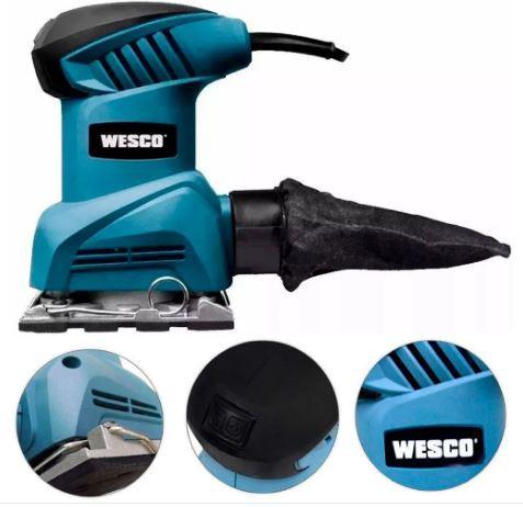 Lixadeira Oscilante 240W WS4151U 127V - WESCO