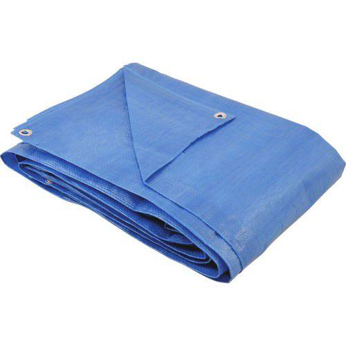 Lona de polietileno azul 2 x 2 m - Nove54
