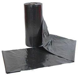 Lona Plastica Preta 08 X 1  metros