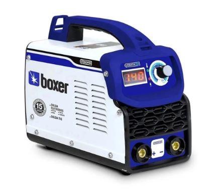 Máquina De Solda Inversora - Touch 150 BV - Bivolt - Boxer