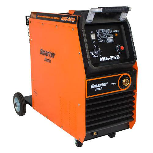 Máquina de Solda MIG/MAG 250A Monofásico 220V - SMARTER-MG250