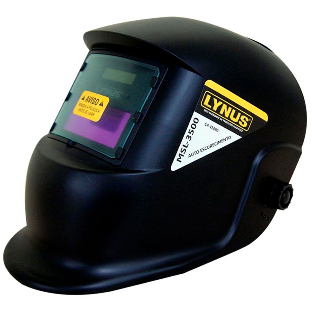 Máscara de Solda Automática MSL-3500 Tonalidade 11 - LYNUS-12195.6