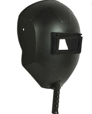 Mascara para solda tipo escudo C.A poliuretanocom visor articulado