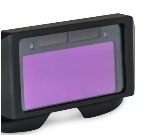 Óculos de Escurecimento Automático para Solda DIN 11 Boxer