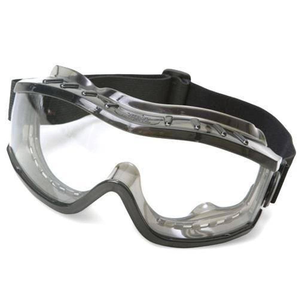 Óculos de Proteção Ampla Visão Evolution Incolor - CARBOGRAFITE