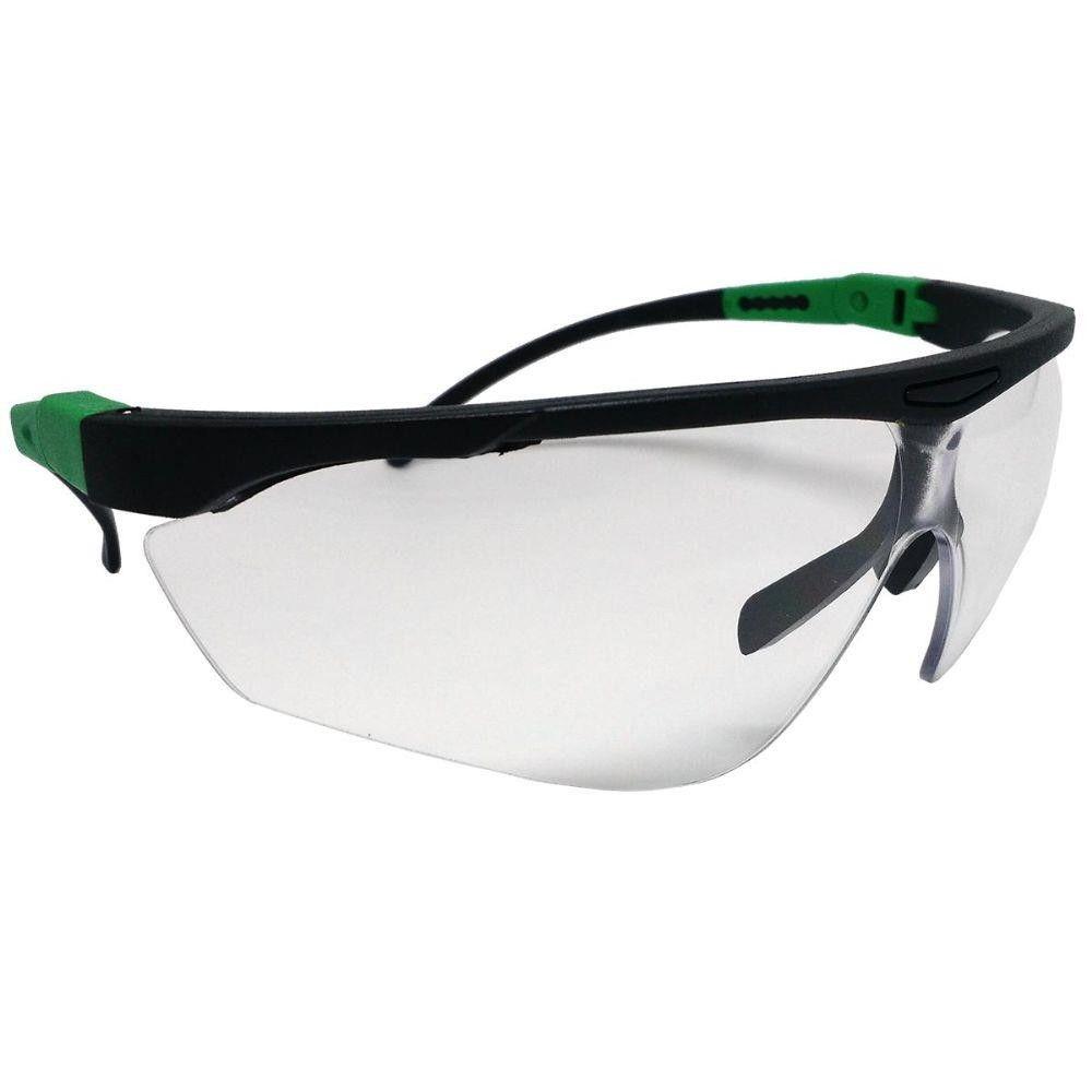 Óculos de Proteção Targa Antirrisco Carbografite Incolor