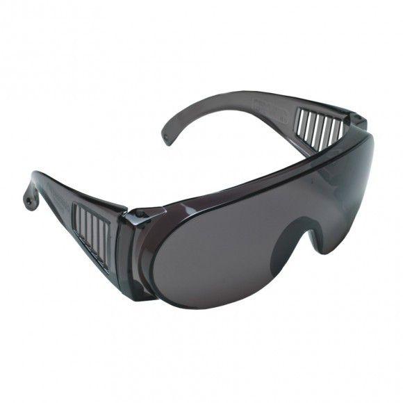 Óculos de Segurança Cinza Provision Carbografite