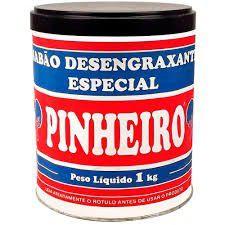 Pasta Desengraxante Pinheiro Lata 1kg