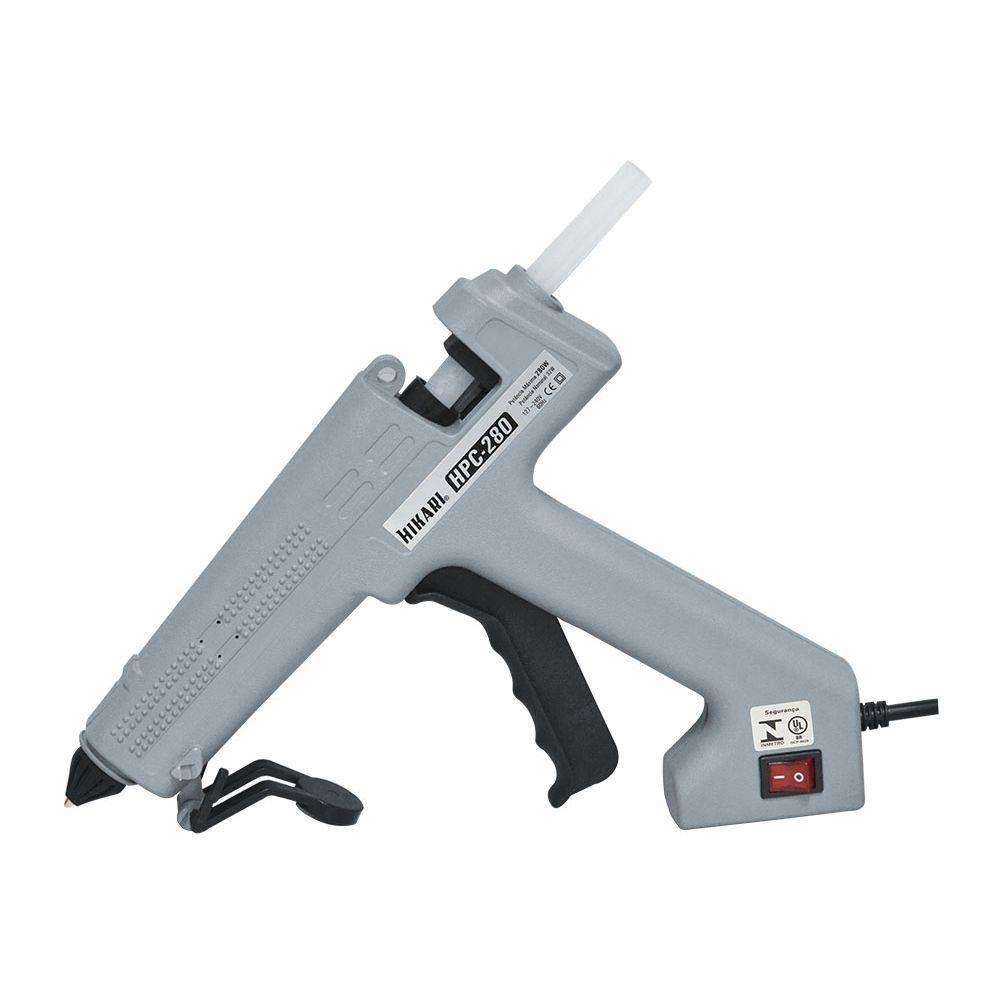 Pistola Aplicadora Cola Quente 280w Bivolt Hikari Industrial