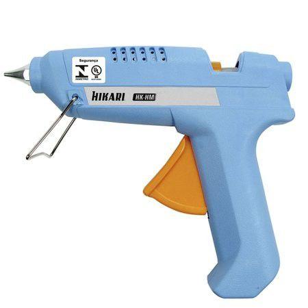 Pistola de Cola Quente 060W 21K156 - HIKARI