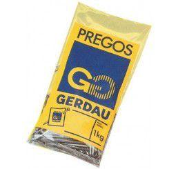 Prego S/ Cabeça 10 X 10 MM - 1 Kg - Gerdau Aços Longos