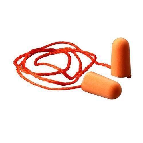 Protetor auditivo de espuma com cordão - 3M