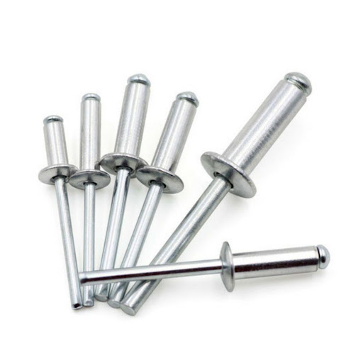 Rebite Pop De Repuxo Em Aluminio 540 4,8 X 40 Mm Pop 540 - Teruya
