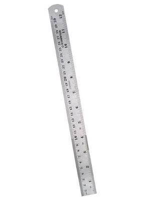 Régua Inoxidável 30 cm Starfer