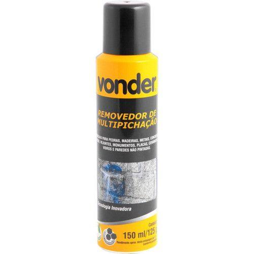 Removedor de Multipichação em Spray Biodegradável 150 ml - VONDER