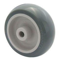 Roda de PVC 100mm 5/16Pol. - SCHIOPPA-R412-BP